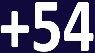 ПОЛНЫЙ УРОК 54 - ПРАКТИКА и УПРАЖНЕНИЯ. ГРАММАТИКА АНГЛИЙСКОГО ЯЗЫКА С НУЛЯ. АНГЛИЙСКИЙ ЯЗЫК. УРОКИ