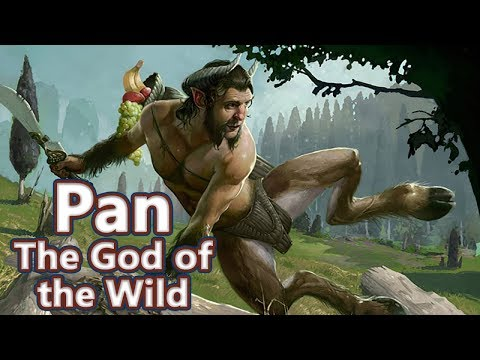 Pan: The God of the Wild (Syrinx: The Flute of Pan) Greek Mythology Ep.40 See U in History