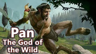 pan the god of the wild syrinx the flute of pan greek mythology ep40 see u in history
