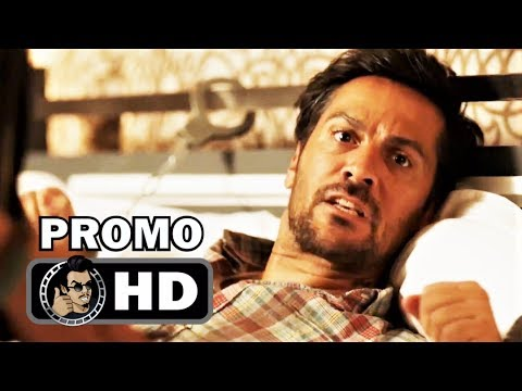 Download HOOTEN & THE LADY Official Promo Trailer (HD) The CW Adventure Series