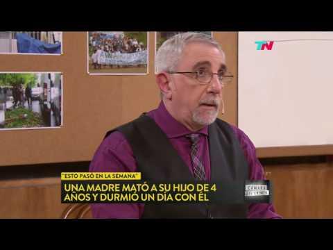 Cámara del Crimen (22/10/2016) - Bloque 4