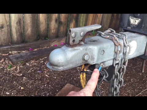 Trailer light wire QUICK TIP!!!!! Fix those lights