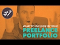 Include THESE THINGS in your PORTFOLIO... (Video #7)