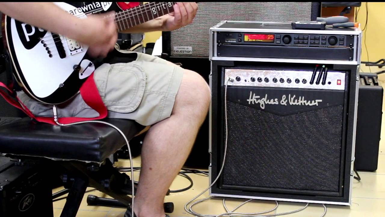 hughes kettner attax club reverb 65 and t c g major my small rig test youtube. Black Bedroom Furniture Sets. Home Design Ideas