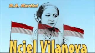 Nciel Vilanova - Ibu Kita Kartini (Rock)