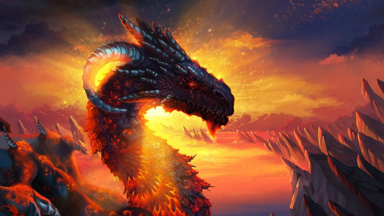Epic Dragon Free Intro Templates After Effects Cinema 4d