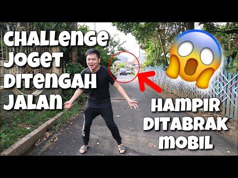 KALAH = JOGET DI TENGAH JALAN | #RasaApaYa Challenge