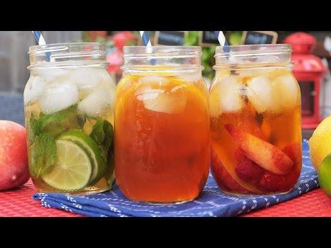 Iced Tea 3 Delicious Ways