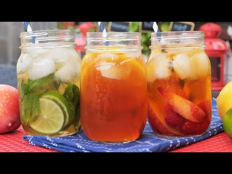 Iced Tea 3 Delicious Ways