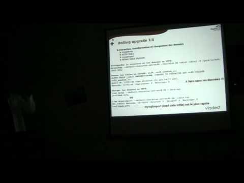 Olivier Dasini (Migration MySQL Latin 1 vers UTF-8) - Meetup MySQL Viadeo / LeMUG - Paris nov. 2011