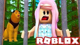 Roblox Escape The Zoo Obby