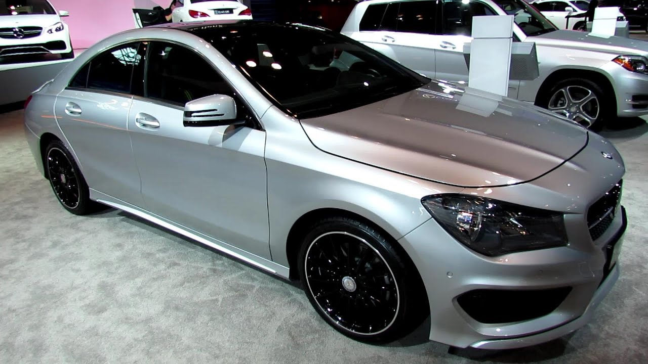 2014 mercedes benz cla class exterior and interior walkaround 2013 new york auto show youtube. Black Bedroom Furniture Sets. Home Design Ideas