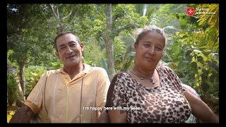 Seeds of hope: The story of Luz and Jairo, beekeepers in Colombia