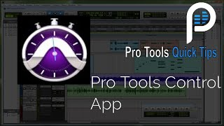 How To Control Pro Tools From An iPad