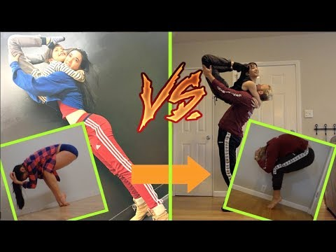 RECREATING GIRLFRIENDS DANCE PICTURES/VIDEOS!! (Acrobatics)