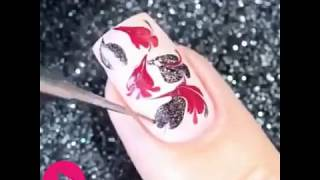 7 trendy nail arts and nail arts designs for short nails 2018 ❤️