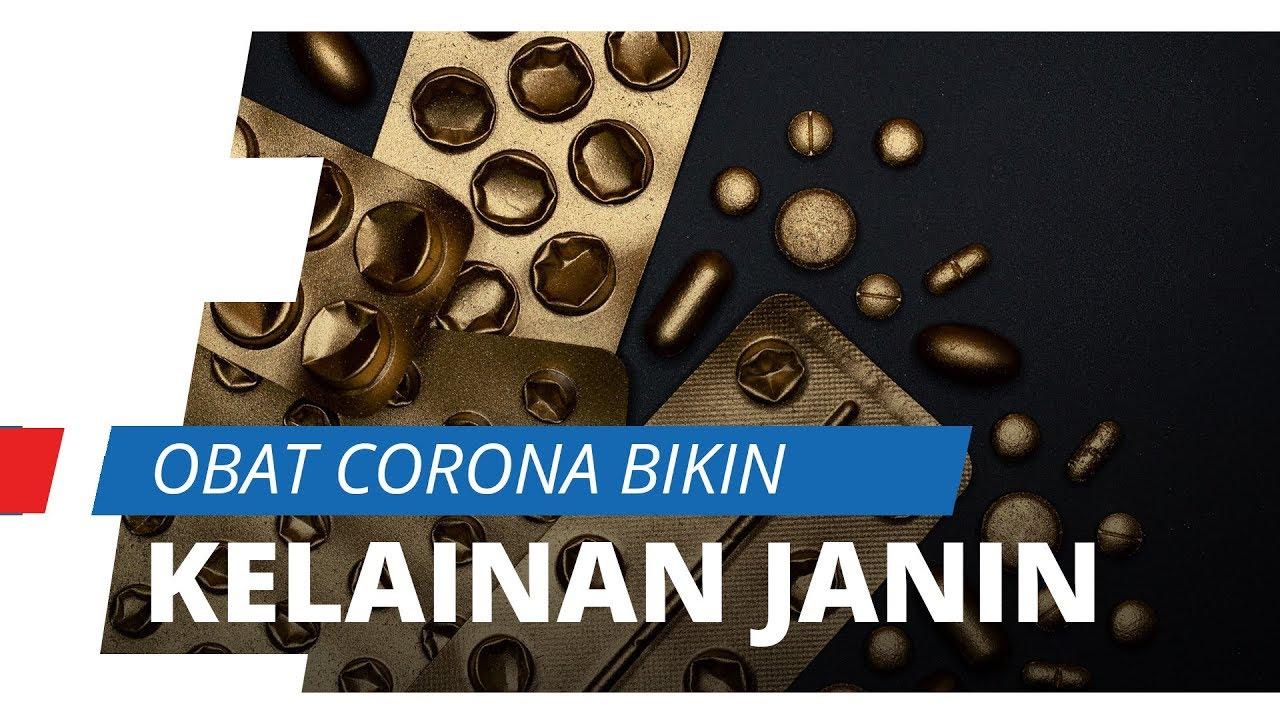 Avigan, Obat Virus Corona Ternyata Memiliki Efek Samping Bikin Kelainan pada Janin