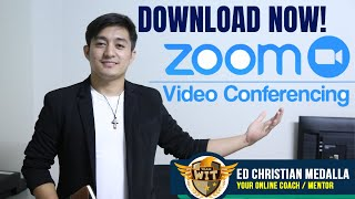 Gambar cover Download Zoom App for Weekly Trainings