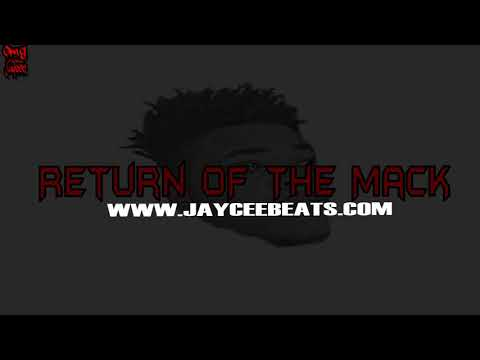 "Free ""Return Of The Mack"" Sample Type Beat 2018 