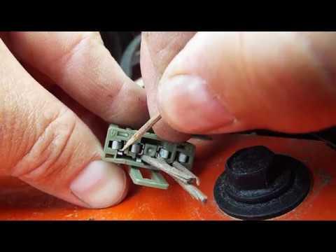 Husqvarna Riding Mower Seat Safety Kill Switch Modification, Detailed V2 0