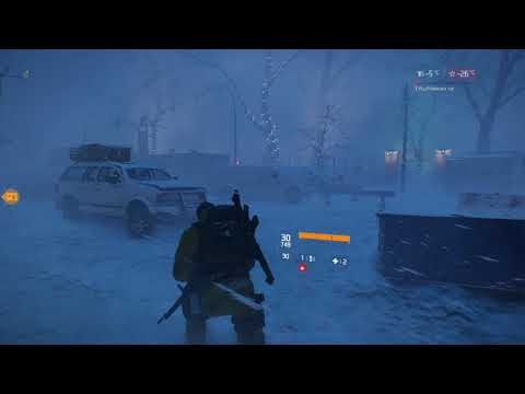 The Division Survival 54 min | without tablets, no medication, running to survive | PVE #30