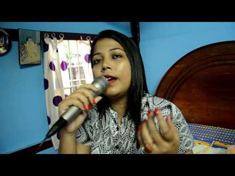 AMAR SARBO ANGE LIKHE DIO BY JOYDEEPA CHAKRABORTY|Diwali Special(BENGALI)