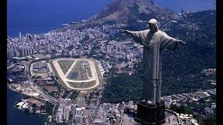 #755. Рио-де-Жанейро (Бразилия) (супер видео)(Самые красивые и большие города мира. Лучшие достопримечательности крупнейших мегаполисов. Великолепные..., 2014-07-03T03:43:04.000Z)