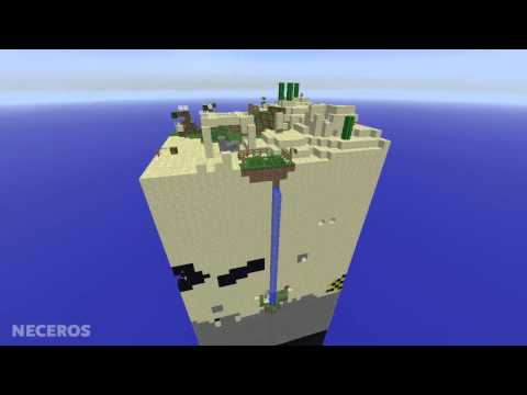 Chunks SMP – New map – Minecraft Survival Horror