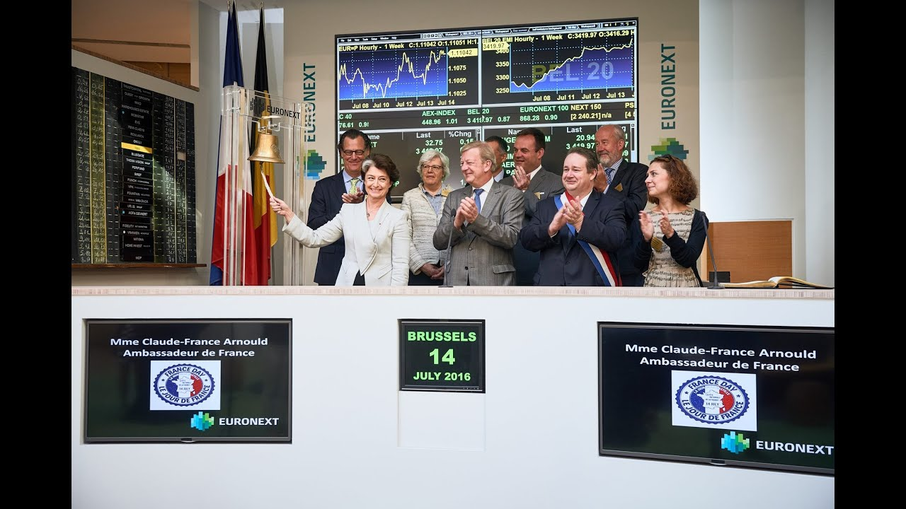 All Bell ceremonies | Euronext