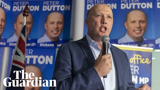 Peter Dutton quotes Paul Keating after winning in Dickson: 'The sweetest victory of all'