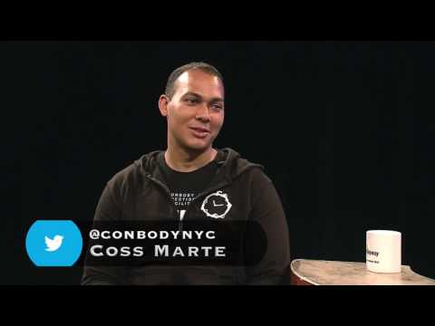 Coss Marte the founder of ConBody is the guest.