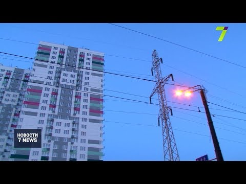 Новости 7 канал Одесса: Костанди, 104: многоэтажка против самолетов