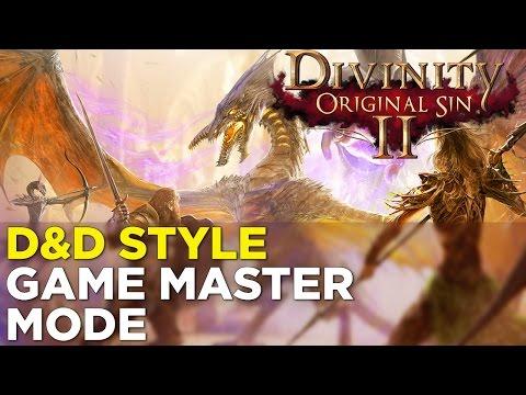 Divinity: Original Sin 2's Game Master Mode replicates Dungeons