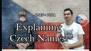 Common Czech Language Names