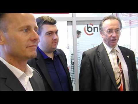 """CBNK """"Kryptowährungsbank""""-Eroeffnung in Klagenfurt"""