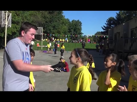 Ithan Elementary School's Field Day 2016