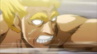 Hajime No Ippo New Challenger AMV - Takamura vs Bryan Hawk