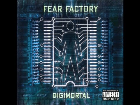 Fear Factory - Digimortal [Full Album]