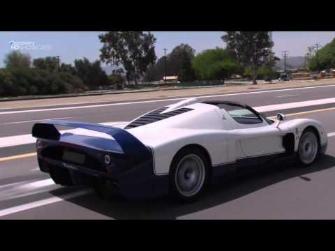 Maserati MC12  - Гонка на миллион