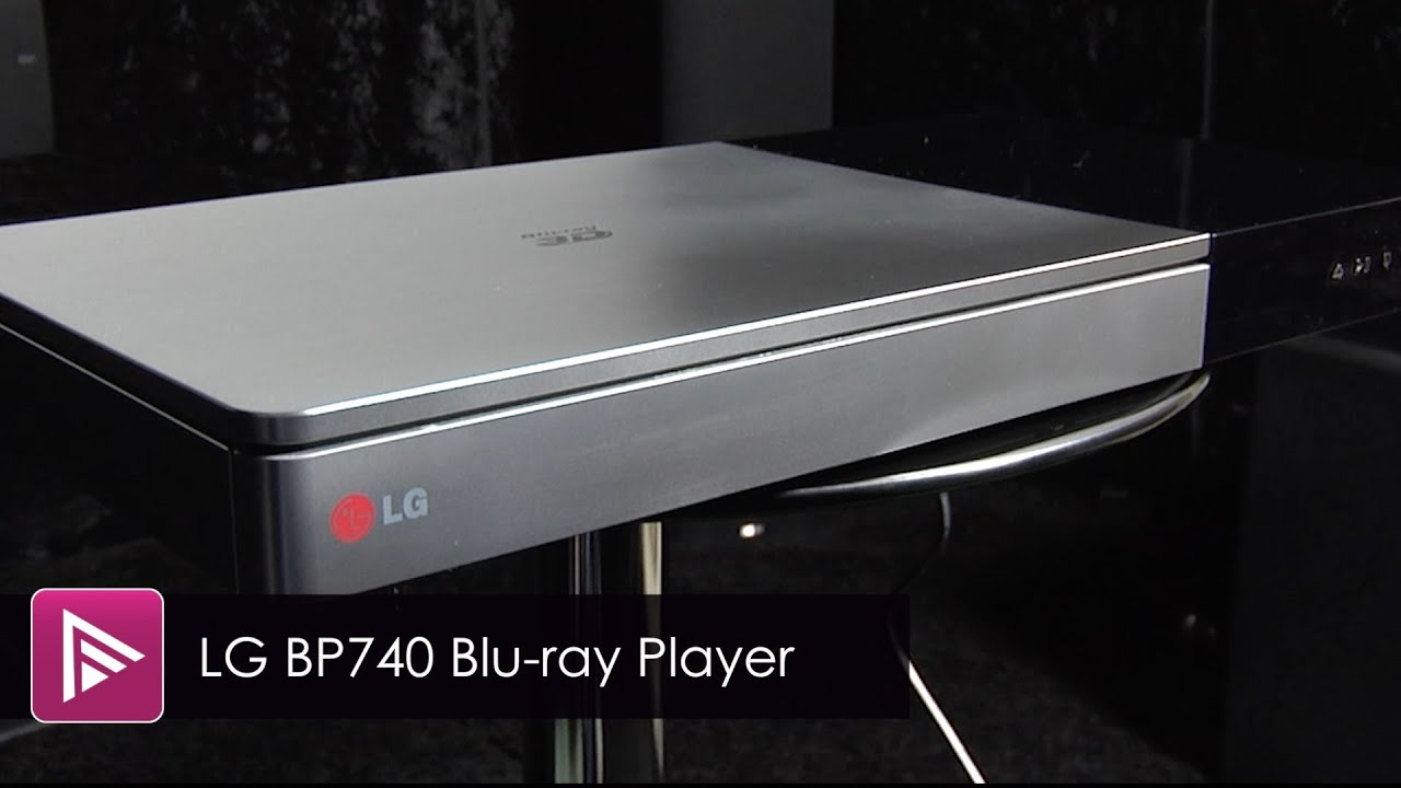 lg bp740 3d blu ray player review youtube. Black Bedroom Furniture Sets. Home Design Ideas