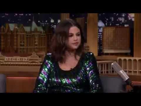 Selena Gomez At Jimmy Fallon 2019 (Fallon Tonight) New ...  Selena Gomez At...