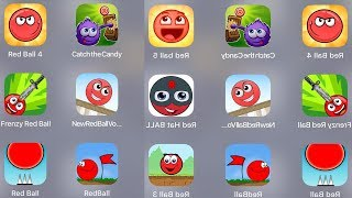 Red Ball 4,Catch The Candy,Red Ball 5,Frenzy Red Ball,New Red Ball,Red Hat Ball,Red Ball 3