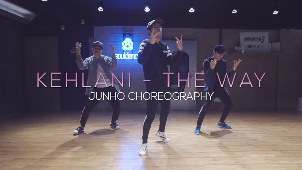 Junho Lee Choreography | Kehlani - The Way