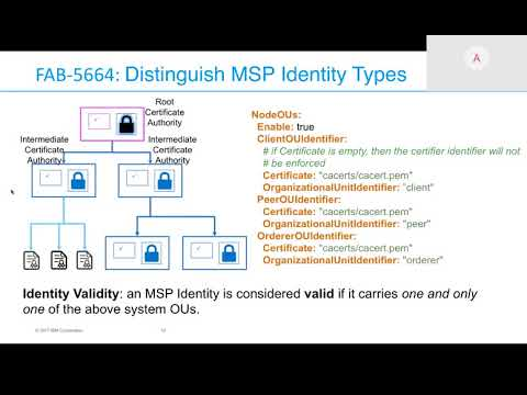 Distinguish MSP Identity Types - Nov 11, 2017