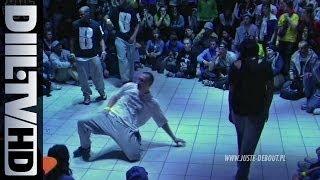 Juste Debout Poland 2012 House Battle Finals (DIIL.TV HD)