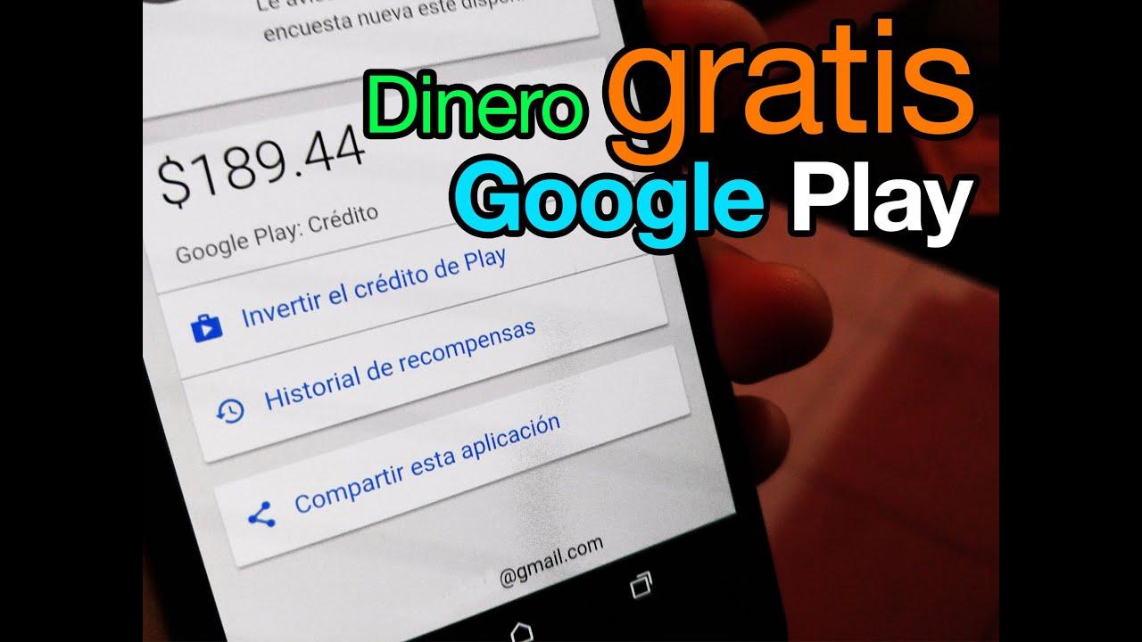 Dinero Gratis Para Usar En Google Play Store Youtube