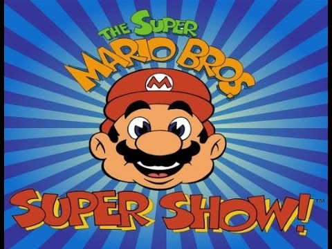 The Super Mario Bros. Super Show! Theme Song (HD)