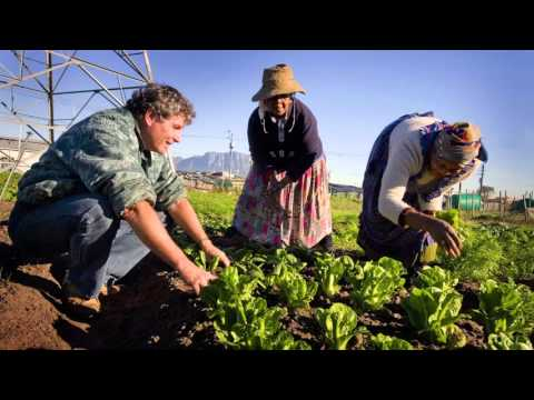 InterAction CEO, Sam Worthington, on the Global Food Security Act
