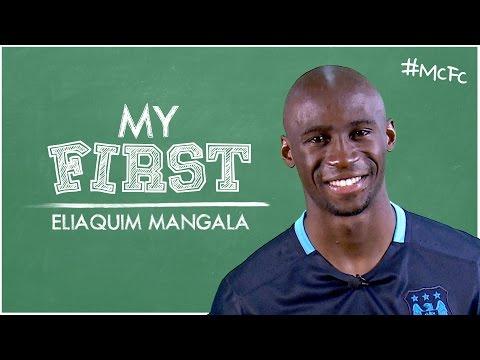 Eliaquim Mangala | My First Idol, Goal, Tears & Telling Off!