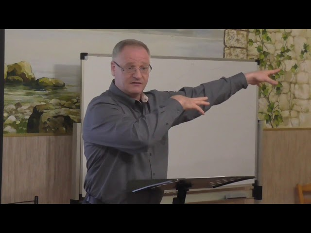 БИБЛЕЙСКОЕ ДУШЕПОПЕЧЕНИЕ - 4 сессия ( Модуль 1)7